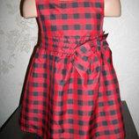 Продаю платье F&F, 3-4 года.