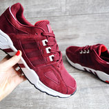 Кроссовки мужские Adidas Equipment Torsion burgundy