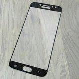 Защитное стекло Full cover на Samsung, Apple, Huawei, Xiaomi, Meizu, Motorola, Lenovo, Sony, ZTE