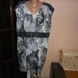 Туника женская,большой размер 56 от F&F