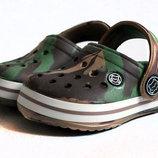 Кроксы Frogs. Стелька 11 см