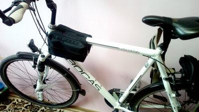 Сумка велосипедная на раму
