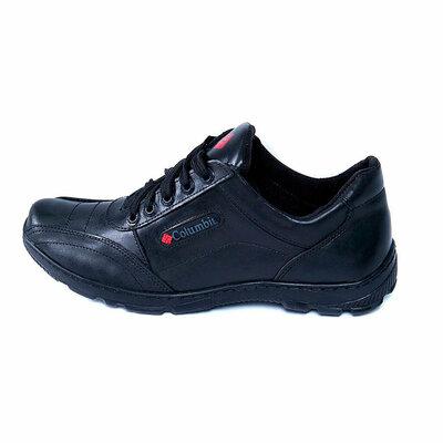 Мужские кожаные кроссовки Columbia ZK