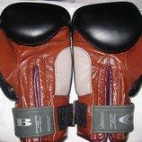 Перчатки боксерские 10 унций Тм JAB кожа