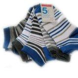 Низкие носки 5 шт 37 - 40 евр Primark