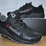 Мужские кожаные кроссовки Reebok.Натуральная кожа.