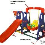 Игровой комплекс, горка, Renax 4в1 Польша. В.