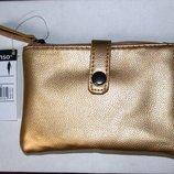 Новая сумка - кошелек In Extenso, золото, подарок