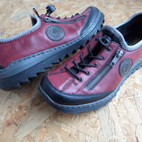 Туфли-Мокасины Rieker Antistress оригинал 4 размера 37, 38 ,41, 42