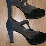 отличные туфли Tamaris