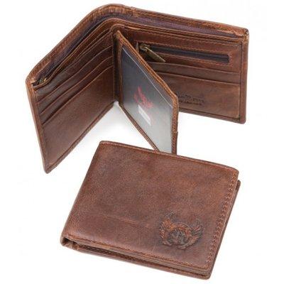 7dd130c8a7db Кожаное портмоне Ruff Ryder USA RR-38230W мужской кошелек: 440 грн ...