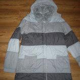 Зимняя куртка- пальто p. 152 , 158 , 164 . Замеры смотрите