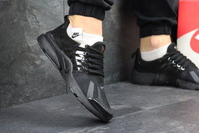 7b206f24 Кроссовки мужские сетка Nike Air Presto, черные: 890 грн - мужские ...