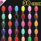 Цветные гели сосо набор 30 штук