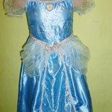 платье Золушки,принцессы на 3-4 года