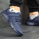 Кроссовки мужские Nike Air Presto, темно синие