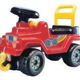 Автомобиль-Каталка «Джип 4х4»