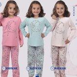 122-140 Пижама для девочки мод. 9032 Baykar