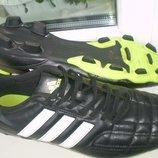 бутсы копочки шиповки Adidas р. 44, стелька 27.8 см
