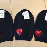 шапка деми Reserved для девочки