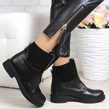 Стильные Демисезонные женские ботинки 36-40р