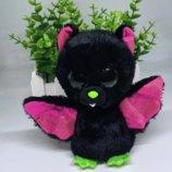 Милая плюшевая летучая мышка Мэвис Монстры на каникулах , 16 см, новая