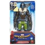 Фигурка Титаны Человек-Паук электронный злодей HASBRO SPIDER-MAN