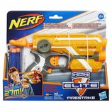 Нерф Бластер Фаер Страйк Элит 53378 Nerf N-Strike Elite Firestrike