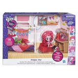 My Little Pony Equestria Girls Minis Pinkie Pie Slumber Party Bedroom Эквестрия мини Пинки Пай