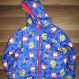 Легкая тонкая курточка Щенячий патруль на 3-4 года
