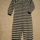 Пижама-Кигуруми в полосочку