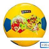 Мяч футбольный 20 см.
