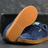 Мужские кроссовки Puma Suede Classic. Производство Румыния.