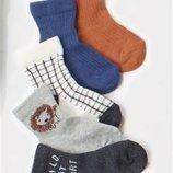 Набор из пяти пар носков Мальчики