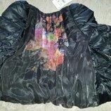 Супер крутая куртка для девочек с отделкой из фатина