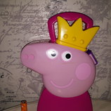 Крутанский органайзер, пенал Свинка Пеппа с карандашами