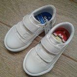 Туфли с ремешком, 19-30,5размеры.