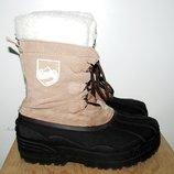 Теплые ботинки Walks. 37 размер. 22.5 см