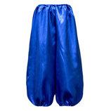 Синие шаровары на мальчика от 35 см - до 100 см