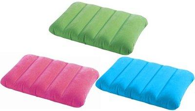 Надувная подушка 43х28 см Intex 68676
