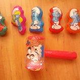 Надувные игрушки,молоток Сморфи