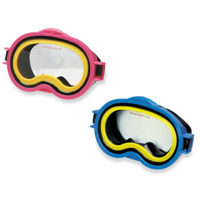 Маска для подводного плавания Intex от 8 лет 2 цвета Intex 55913