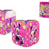 Палатка Минни Маус disney Minnie Mouse домик дисней детские палатки в ассортименте