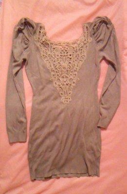 Туника,платье 42-44р теплое