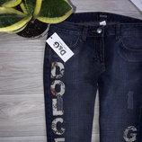 Dolce & Gabbana Оригинальные джинсы клеш р 31 сток