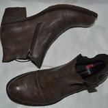 Ботинки сапожки Rieker зима размер 42 41, черевики