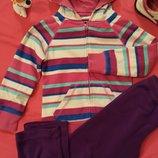 Флисовые штанишки George на 5 лет