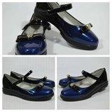 Очень Шикарные Туфли туфлі Башили арт. G69-17 для девочки дівчинки р. р. 32,33,35,36