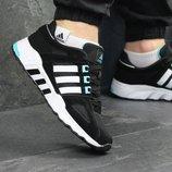 Кроссовки мужские Adidas Equipment black/white