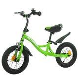Беговел - велобег Balance Tilly Compass T-21258 12 дюймов колеса надувные